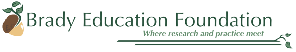 Brady Education Foundation Logo